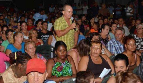 Representación del pueblo cubano