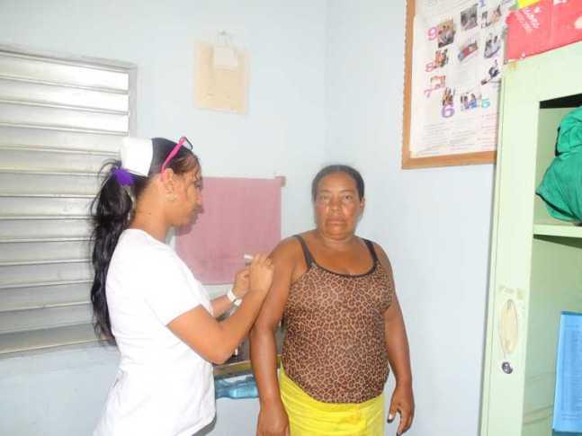 La reactivación de vacunas.